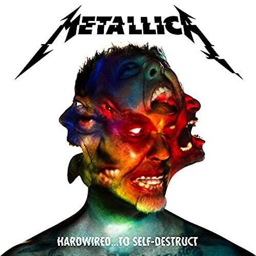 Metallica – Hardwired To Self-Destruct